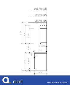 ADA Reception Desk and Transaction Height for Interior Design ...