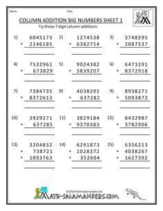math worksheet : adding decimals  worksheets  activities  greatschools  : Decimal Addition And Subtraction Worksheets