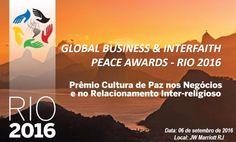 Dois brasileiros estão na lista do prêmio que acontece em 6 de setembro, no Rio…