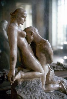 August Rodin • Lovers