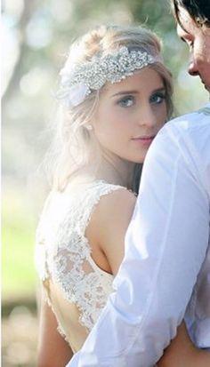 Great Gatsby Wedding Inspiration | PreOwned Wedding Dresses