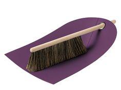 simple, elegant dustpan
