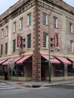 Image detail for -- Lady and Sons Restaurant owned by Paula Deen in Savannah, Georgia ... Awesome Southern Cuisine