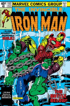Iron Man (1968) Issue #132 - Read Iron Man (1968) Issue #132 comic online in high quality