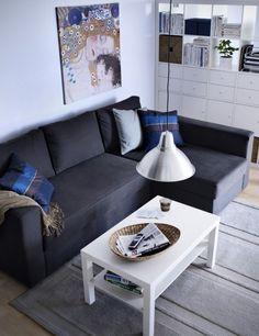 Small sectional sofa for small spaces