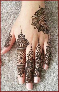 Mehndi Design Offline is an app which will give you more than 300 mehndi designs. - Mehndi Designs and Styles - Henna Designs Hand Henna Hand Designs, Eid Mehndi Designs, Mehndi Designs Finger, Simple Arabic Mehndi Designs, Modern Mehndi Designs, Mehndi Design Pictures, Mehndi Designs For Girls, Beautiful Henna Designs, Latest Mehndi Designs