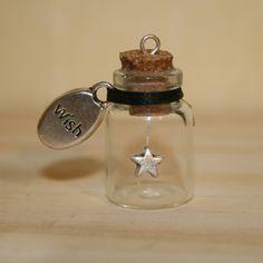 a wish in a bottle