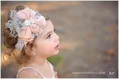 NEW~ Prima Ballerina Vintage Pink and Silver Grey Dupioni Silk Bow Silk rolled Rosette Headband Glitter feathers,veiling, pearls and crystal on Etsy, $31.99