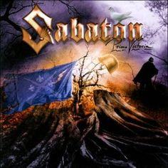 Sabaton - Primo Victoria Re-Armed, Black