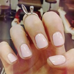 Nails Subtle Nails, Nude Color, Skin Makeup, Little Things, Pretty Nails, Hair And Nails, Nail Colors, Hair Care, Hair Beauty