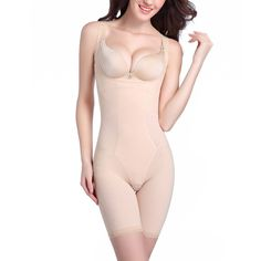 4c6570e8b29b4 Affordable Large Seamless Nude Bodysuit Open Bust Lace Trim