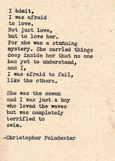 quotes she's broken and scared to be loved - Google Search