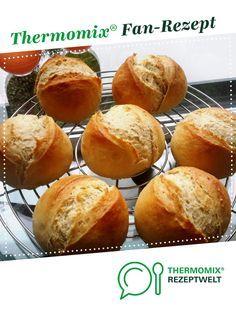 Lina's Dinkeldinger von Berry-Mix. Ein Thermomix ® Rezept aus der Kategorie Brot & Brötchen auf www.rezeptwelt.de, der Thermomix ® Community.