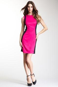 Cynthia Steffe Charlotte Colorblock Dress