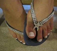 So Sweet Bride Angela Deluxe Rhinestone Starfish by DreamingBabies, $29.95