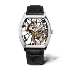 Claude Meylan LAC Tortue de Joux 6047 watch face view