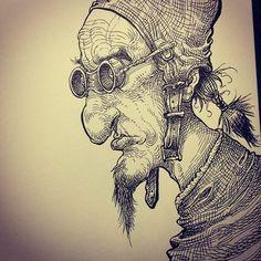 Old sketch.