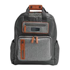 7b1108836e0 JJ Cole s Papago Pack Diaper Bag is loaded with features to ensure you have  everything you need when on the go with your baby. Features 12 pockets  including ...