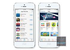 Apple Actualiza la App Store con una Sección de Apps para iOS 7