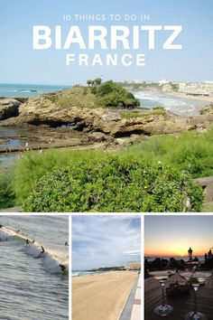 Top 10 things to do in Biarritz, France - Emma Eats & Explores Backpacking Europe, Europe Travel Tips, European Travel, Travel Advice, Travel Guides, Travel Destinations, Travelling Europe, Traveling, Strasbourg