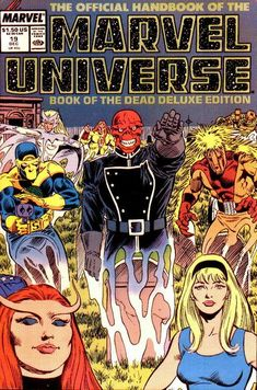 Official Handbook of the Marvel Universe Vol 2 19   Marvel Database   Fandom powered by Wikia