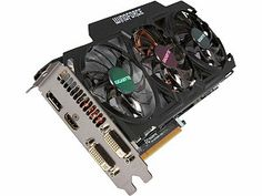 GIGABYTE GV-N760OC-4GD REV2.0 GeForce GTX 760 4GB 256-bit GDDR5 PCI Express 3.0 HDCP Ready Video Card