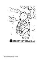 Coloring Page Winny Pooh