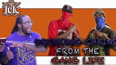The Israelites: Crip Member Learns The ONLY Way Out Of The Game!!! #Repent #CripGang  #God #Christ #Bible #Israelites #blacks #Hispanics #native #American #Indians #wisdom #repentance #revolution #gang #life #jail #prison #drugs #initiation