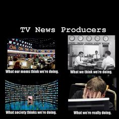 Lol producing has it's ups and downs, but not one day is ever the same!