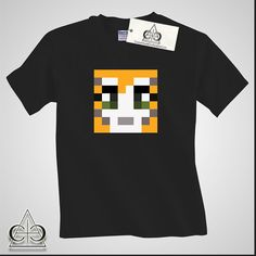 STAMPYCAT KIDS TSHIRT Stampylongnose T Shirt by CustomisedClothes