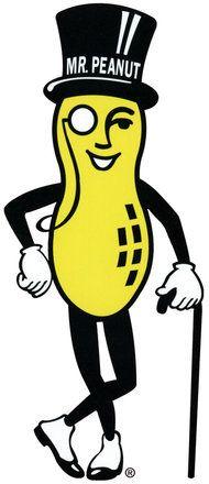 Jonathan adore les peanuts. Celles au BBQ, celles au miel ou à l'érable, les natures! Ses préférés sont les Planters (pots en vitre)!