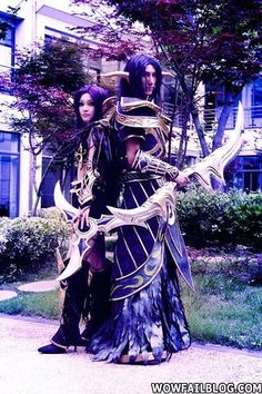 World of Warcraft Cosplay definitely would be awesome