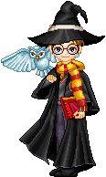 Гарри Поттер: Пиксельные картинки (анимации)
