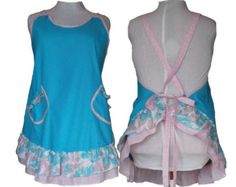 Aprons by Mechelle on Etsy