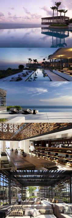 Alila Villas Uluwatu, Bali, our amazing hen do location! Alila Villas Uluwatu, Beautiful Homes, Beautiful Places, Koh Chang, Resort Villa, Bali Travel, My Dream Home, Dream Homes, Landscaping