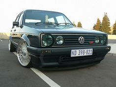 modified volkswagen | Modified VW Golf MK1 2000 | character development, knowledge and faith
