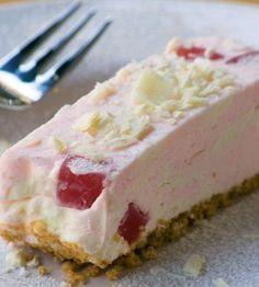 Turkish Delight Cheesecake