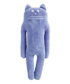 With a plush exterior and friendly animal shape, this huggable pal is a charming snuggle buddy for your littlest dreamer. Its large size makes it a comfy pillow, too! Korat, Snuggles, Making Out, Comfy, Pillows, Plush Pillow, Cute, Stuffed Animals, Ava