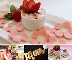Mother's Day Griddle Art Pancakes with Strawberry Flavored Butter and Homemade Buttery Syrup Fun Food, Good Food, Strawberry Butter, Pancake Art, Flavored Butter, Drupal, Griddles, Syrup, Breakfast Recipes
