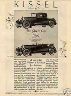 Kissel Cars (1926)