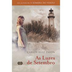 As Luzes de Setembro - Carlos Ruiz Zafón