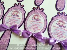 Fashionable children's parties 2019 - Celebrat : Home of Celebration, Events to Celebrate, Wishes, Gifts ideas and more ! Cars Birthday Invitations, Princess Invitations, Pink Invitations, Princess Sofia Birthday, Princess Theme Party, Little Girl Birthday, Toy Story Birthday, Minnie Mouse Party, Mouse Parties
