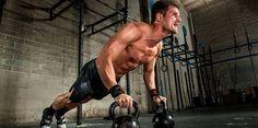 Muscle building kettlebell workout - Men's Health