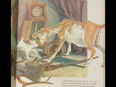De wolf en de zeven geitjes - Sprookje van De gebroeders Grimm