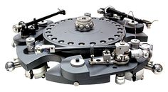 VSI Prototype Ultra Hi-End Turntable with 3 Tonearms