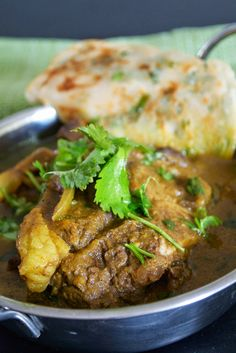 Comfort Bites Blog: Indian-Style Goat / Lamb Curry (AIP, Gluten Free, Paleo, Primal, Dairy-Free)