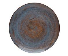 Prato de Sobremesa Fair Azul - 21cm