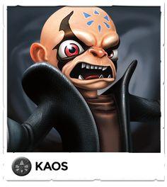Kaos - Skylanders Trap Team Video Game Official Site