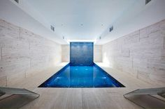 Upper East Side Townhouse pool. Yours for only 33 million. Includes 2nd pool!
