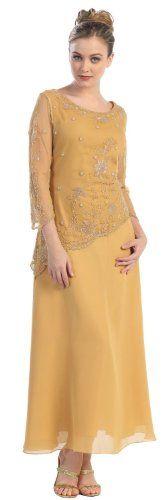 Mother of the Bride Formal Evening Dress #454 (Medium, Gold) US Fairytailes,http://www.amazon.com/dp/B002HCNMYU/ref=cm_sw_r_pi_dp_hFxrtb05S2WVNJ2Y